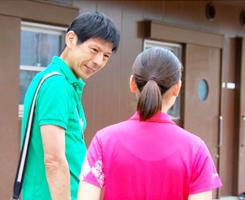 高校テニス部でのメンタルサポート